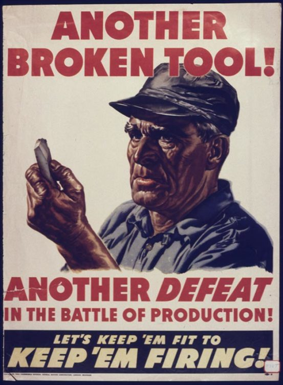 Broken Tools - Another Defeat!