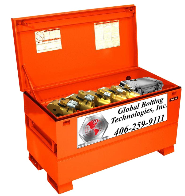 Rental Box with Tools